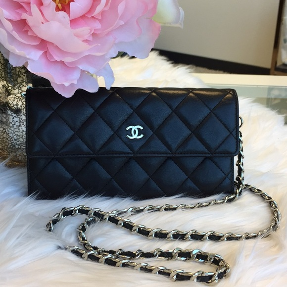 b59aa72d9b41 CHANEL Handbags - Chanel Classic Wallet on Chain Bag